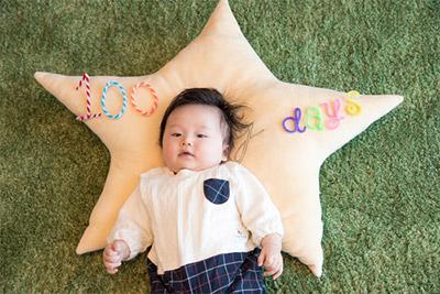 1歳になるまでの1年間で、沢山のお祝いごとや行事の機会がありますよね。