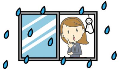 梅雨入り宣言の意味は?何を基準に判断しているの?