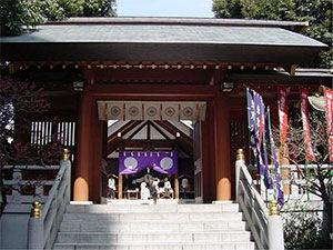 東京大神宮300