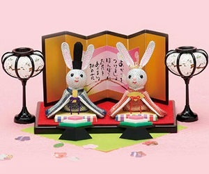 手作り雛人形工作キット2