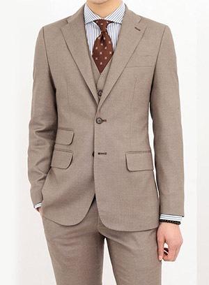 入学式 父のスーツ4