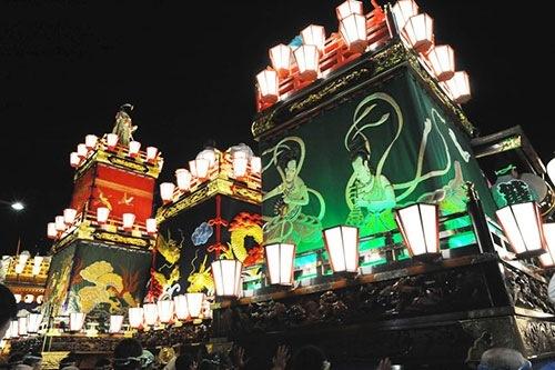 熊谷うちわ祭2015開催日程
