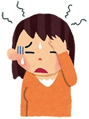 梅雨時期に起こる頭痛の原因,対策