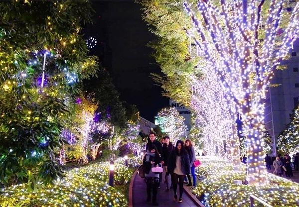 クリスマス イルミネーション 東京の画像5