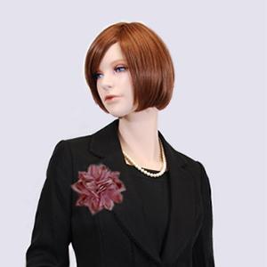 スーツに似合う髪型 ショート