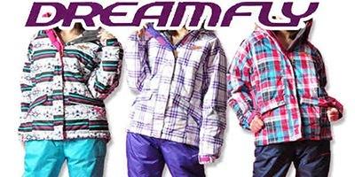 DREAM FLY 女性用スキーウェア