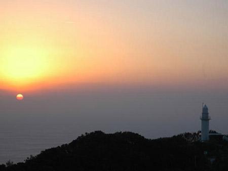 大分県 鶴御崎自然公園