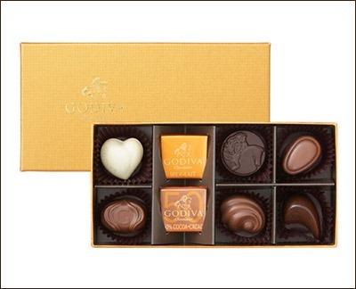 ブランド チョコレート ゴディバ