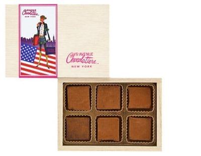 フィフス アヴェニュー チョコラティアの生チョコ