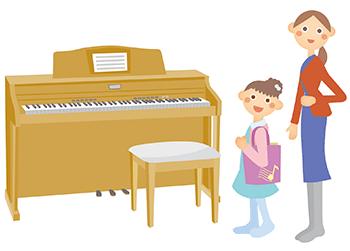 ピアノは両手を自由自在に動かし脳の活性化にも