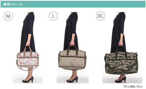 旅行バッグ選びのポイントは大きく3つ
