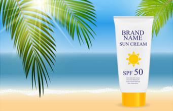 長時間の外出や、海や山で紫外線を直接浴びるなら、SPF30以上
