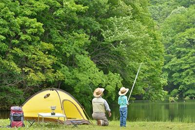 快適に自然を満喫できる!GWおすすめキャンプ場