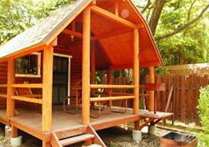キャンプ・アンド・キャビンズ那須高原(栃木県・那須)