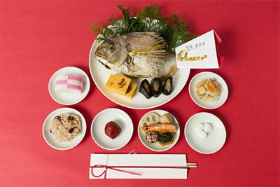 祝い膳の料理