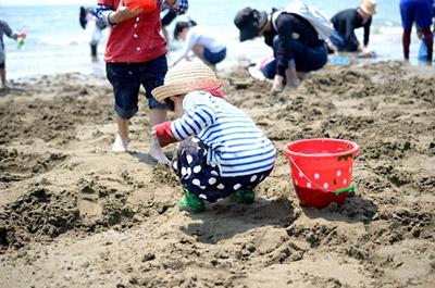 潮干狩り2019 関東と関西の潮干狩りのオススメ時期