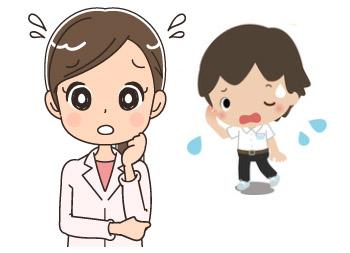 中学生が汗をかきやすいのはなぜ?