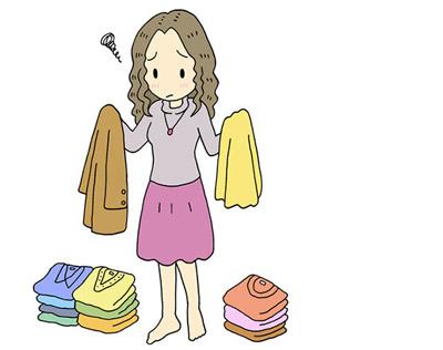 いつまでも着ない洋服を何年もクローゼットに眠らせていませんか?