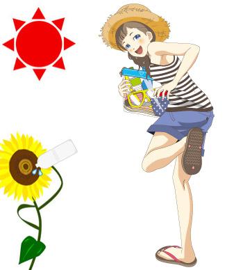 中学生 夏デートの服装