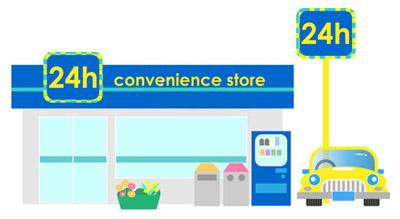 インターネットと全国4万店以上のコンビニを活用した販売を行う
