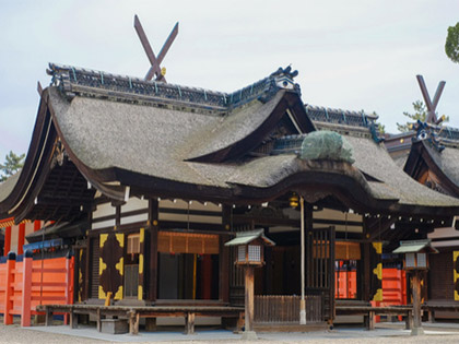 大阪縁結び神社