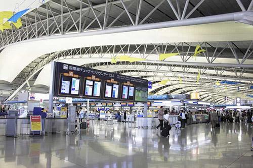 関西空港を利用した経緯