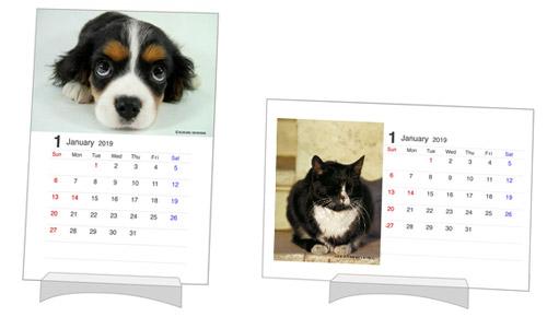 かわいいカレンダー画像1