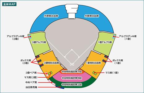 甲子園2020夏 当日チケット料金