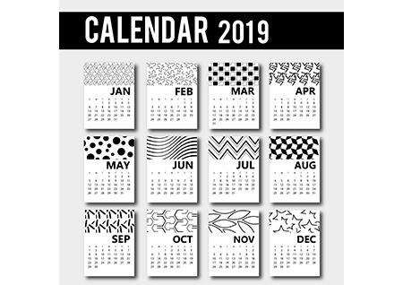 カレンダー スタジオの無料カレンダー
