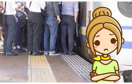隅田川花火大会 帰りの電車は地獄かも…