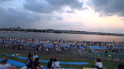 江戸川と市川ではどちらが混むの?