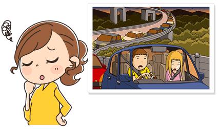 今年のお盆休みは各地の高速道路で大渋滞が懸念されます。