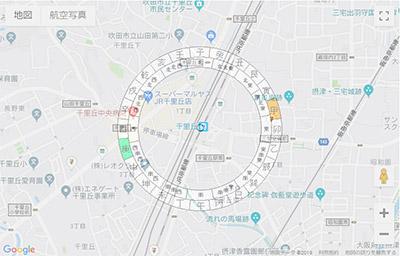 アプリ「今年の恵方」