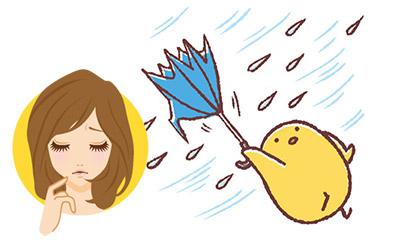 台風による影響が懸念される花火大会