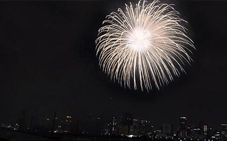 なにわ淀川花火大会2020日程と場所