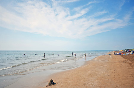 おススメな潮干狩りスポットのひとつが、伊勢湾はじめ多数の湾に面した三重