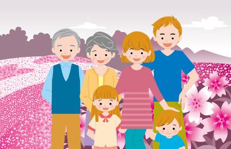 大切な家族や恋人・友達と素敵な春の思い出づくりを