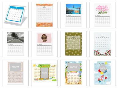 キャノン2021無料カレンダー