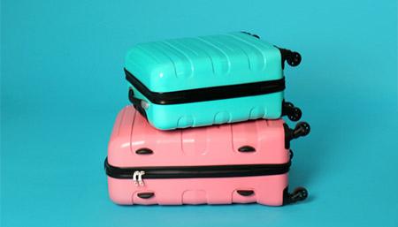 持ち物も増えてくるので、その為のスーツケースも必要になります。