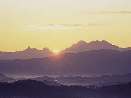 福岡県 英彦山